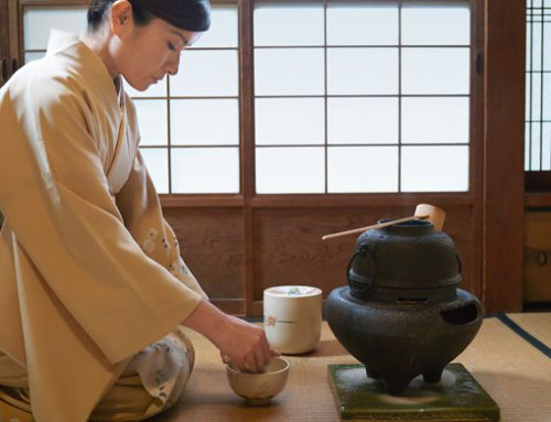 Japanese tea ceremony: The secret of the Sados