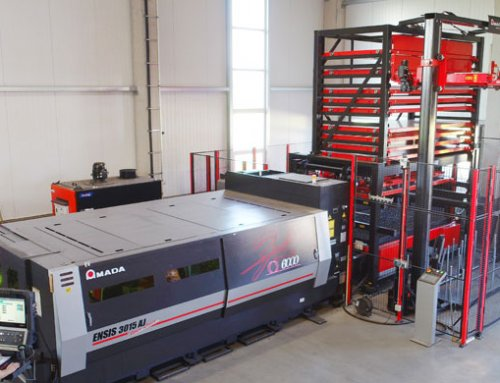 "Trio Metall and Design GmbH,  Luhe-Wildenau: ""Competitive through automation"""