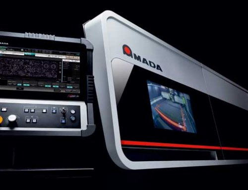 Integrated intelligence: The new AMADA REGIUS-3015AJ