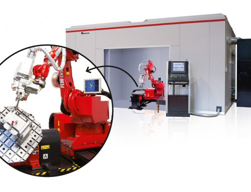 AMADA FLW-3000ENSIS: Welding without compromises
