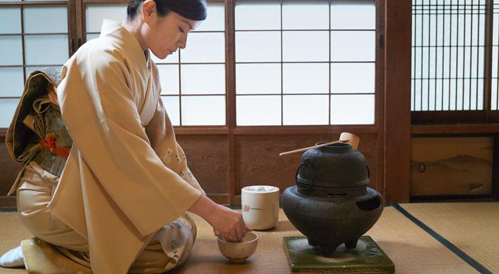 Japanese tea ceremony: The secret of the Sados