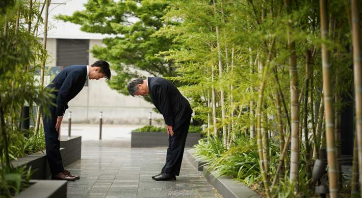 Business rules: Japanese for good manners