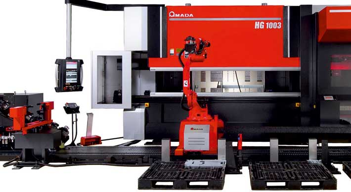 Automated bending: A new dimension in efficiency